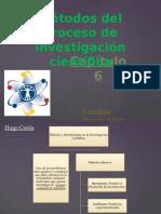 Metodología de La Investigación - Capitulo 6