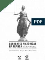 Correntes Históricas Na França