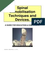 Spinal Immobilization v 2 Feb 2011