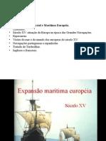 Expansão marítima européia
