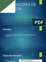 3. Presentación Instrumentos Presión