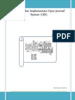 Instalasi & implementasi OJS