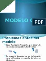 Exponer Modelos OSI