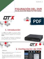 Configuración DVR por DDNS