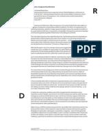 Towards Congruent Architecture