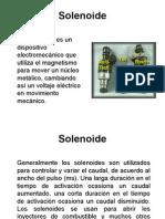 Solenoide (Inyector)