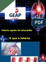 infarto miocárdio