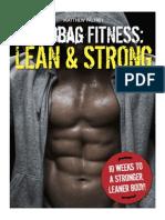 Sandbag Fitness Lean & Strong - Sample