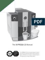 Manual Jura Impressa c5n English