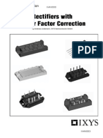 Rectifiers With Power Correction