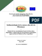 2006 Malbrunot Sediments Pilcomayo