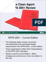 D - 2012 CleanAgent NFPA Overview