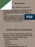 Introduccion de Diseño de Minas sUbterraneas-1