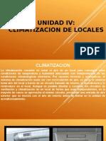 Climatizacion de locales