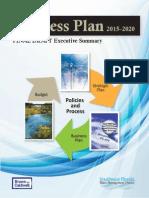 Final Draft Business Plan Executive Summary 5 7 2015