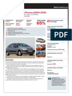 Citroen Xsara Picasso 2000 2010 review