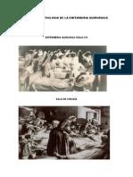 Historia y Etiologia de La Enfermeria Quirurgica
