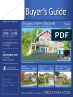 Coldwell Banker Olympia Real Estate Buyers Guide October 17th 2015