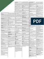 Cuestionario de Curso Geologia
