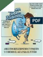 AFICHE EL CUIDEMOS EL AGUA.docx