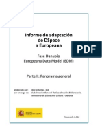 Informe Adaptacion DSpace EDM I