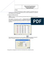 Payroll Manual Procedimientos Estandar