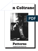 06 - John Coltrane - Patterns (Jazz-Sax.com, 1999)