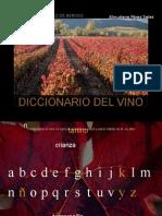 diccionario del vinardo