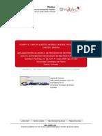 Implementación Modelo de Proceso de Gestion de Servicio