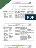 Undecimo Plan de Asignatura Quimica Periodo Cuatro Año 2015 Ok