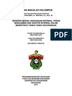 MAKALAH_Fraud Schemes and Red Flags_Kelompok 2
