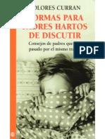 Curran Dolores - Normas Para Padres Hartos de Discutir