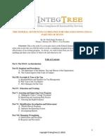 The FedTHE FEDERAL SENTENCING GUIDELINES FOR ORGANIZATIONS (FSGO) - part 6 of 7 - FSGO_Part_VI_7_31_2014eral Sentencing Guidelines for Organizations (Fsgo) - Part 6 of 7 - Fsgo_part_vi_7!31!2014