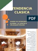 TENDENCIA CLASICA