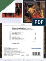 Alessandro Scarlatti - 7 Concerti con Flauto - Camerata Köln.pdf