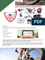 Catalogo Bicicletas Rubiano La Primera Bicicleteria en Internet de Colombia