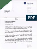 """Presserat zu NPD-Wahlergebnissen statt Piratenparteiergebnissen in den """"Kieler Nachrichten"""""""