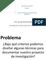 Investigación Tesis I Tecnicas Recoleccion Datos