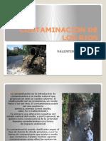 Contaminacion de Los Rios