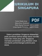 Kurikulum Di Singapura