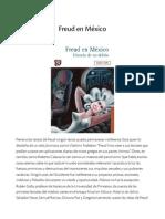 Freud en México