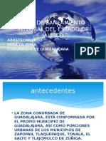 Plan de Saneamiento Integral Del Estado de Jalisco