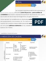 MedicionCaudal