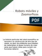 Robots Móviles y Zoomorficos
