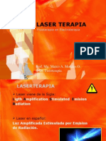 Lasererapia en traumatologia y reumatologia