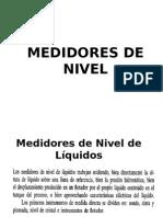 Medidores de Nivel de Líquidos.pptx