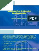 Laboratorio y La Funcion Cardiovascular
