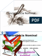 Concordância Nominal