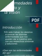 enfermedades del ojo y vision