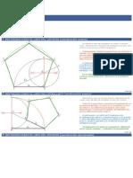 Construcciones de Polígonos Regulares Dado El Lado Del Convexo